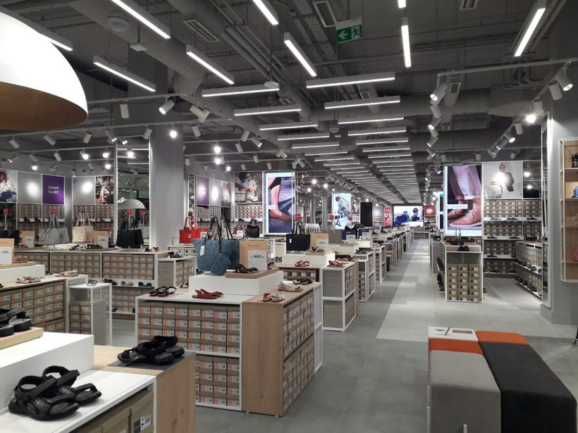 Novaston iza fit-out radova u Ada Mall-u