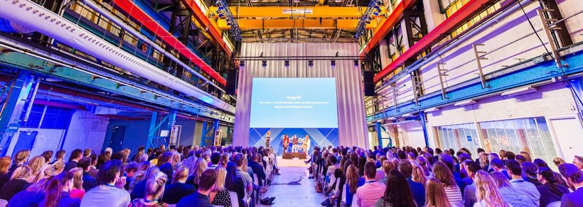 International conference 'World Workplace Europe meets Facility for Future'