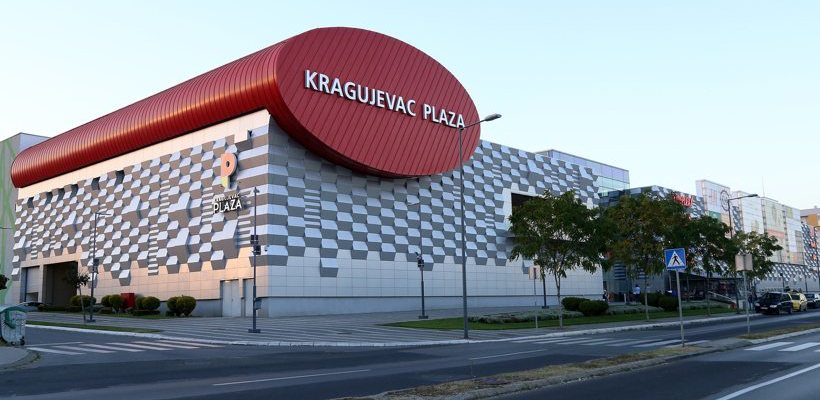 Kragujevac Plaza Shopping Center continues cooperation with NMC