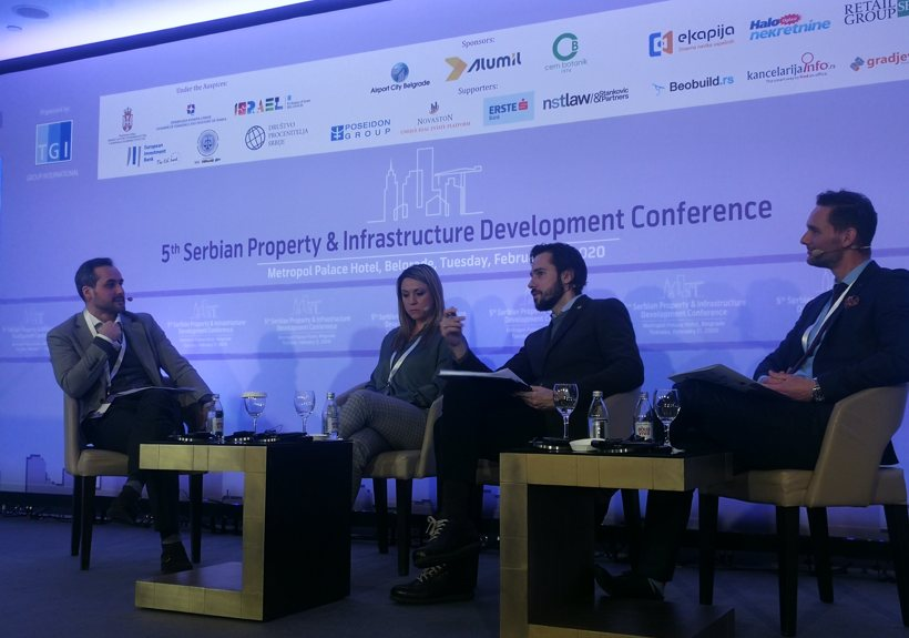 The Fifth Serbian Property and Infrastructure Development Conference